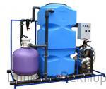 Фильтр-У -для внутренней очистки воды от мелких механических примесей в системах полного оборотного водоснабжения автомобильных моек