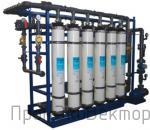 Ультрафильтрационная установка водоподготовки