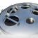 Крышка мешочного фильтра в стальном корпусе - несколько мешков